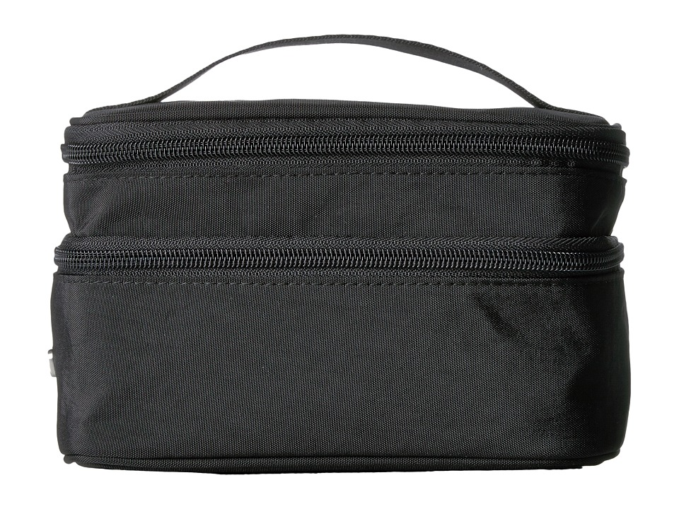 Baggallini - Small Train Case (Black) Wallet