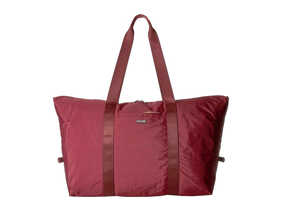 Baggallini - Large Travel Duffel (Scarlet) Duffel Bags