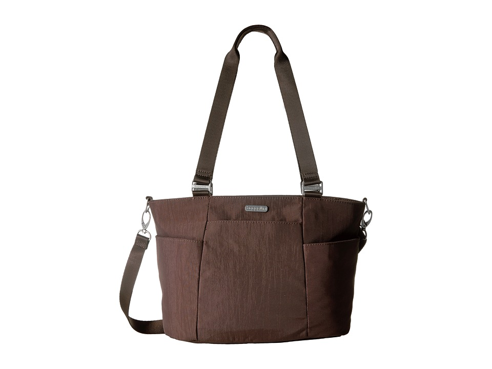 Baggallini - Medium Avenue Tote (Java) Tote Handbags