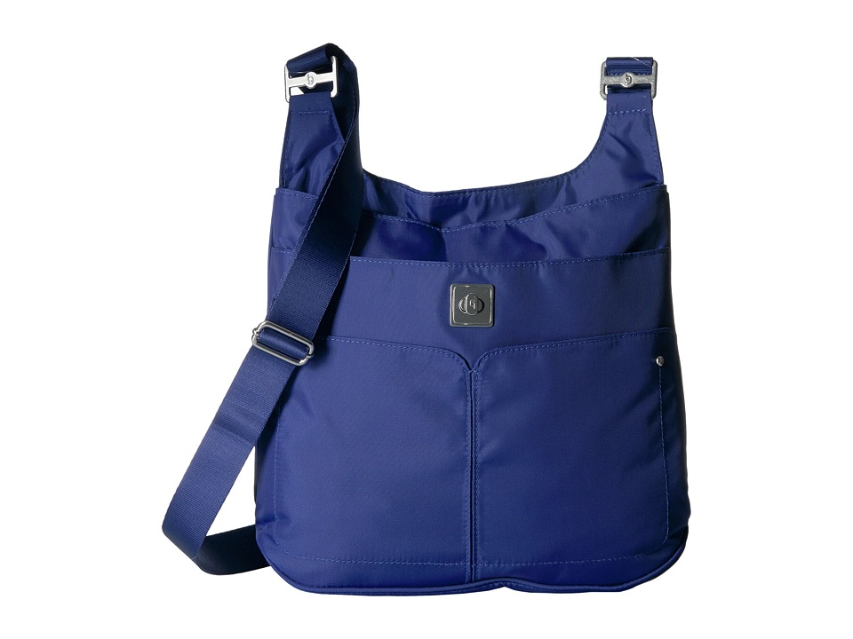 Baggallini - The Lift (Cobalt) Handbags