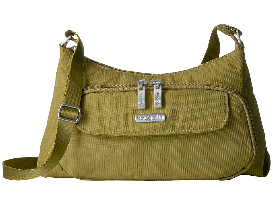 Baggallini - Everyday Bagg (Curry) Cross Body Handbags