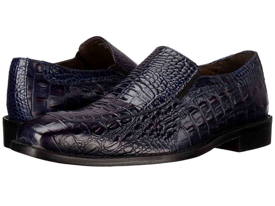 Stacy Adams - Parisi (Blue) Men's Shoes