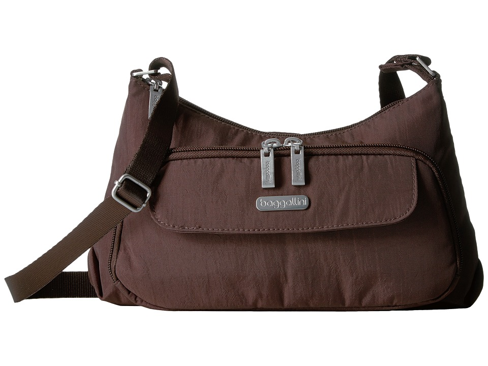 Baggallini - Everyday Bagg (Java) Cross Body Handbags