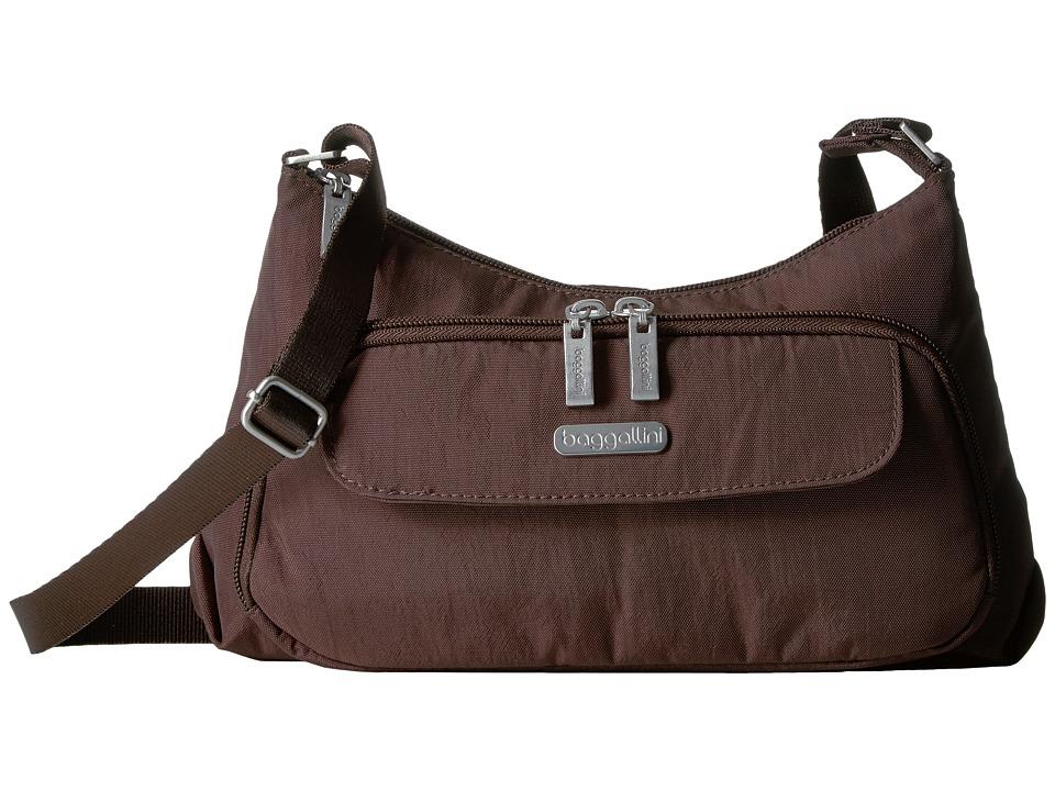 Baggallini - Everyday Bagg (Java) Cross Body Handbags