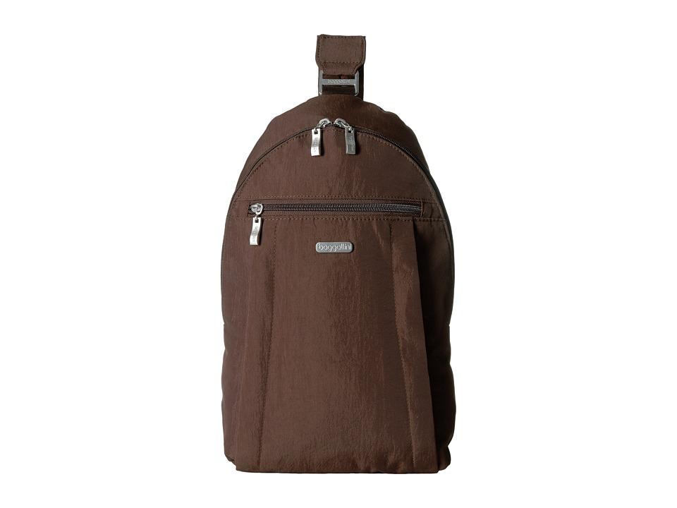 Baggallini - Glide Sling (Java) Sling Handbags