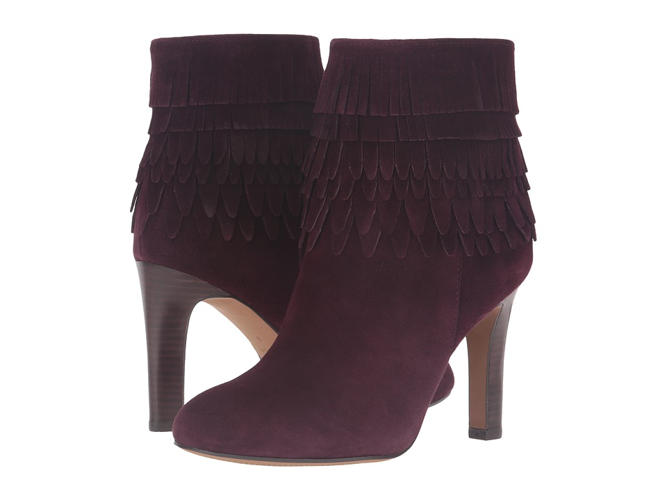 Isola Layton (Bordo Alaska Suede) Women