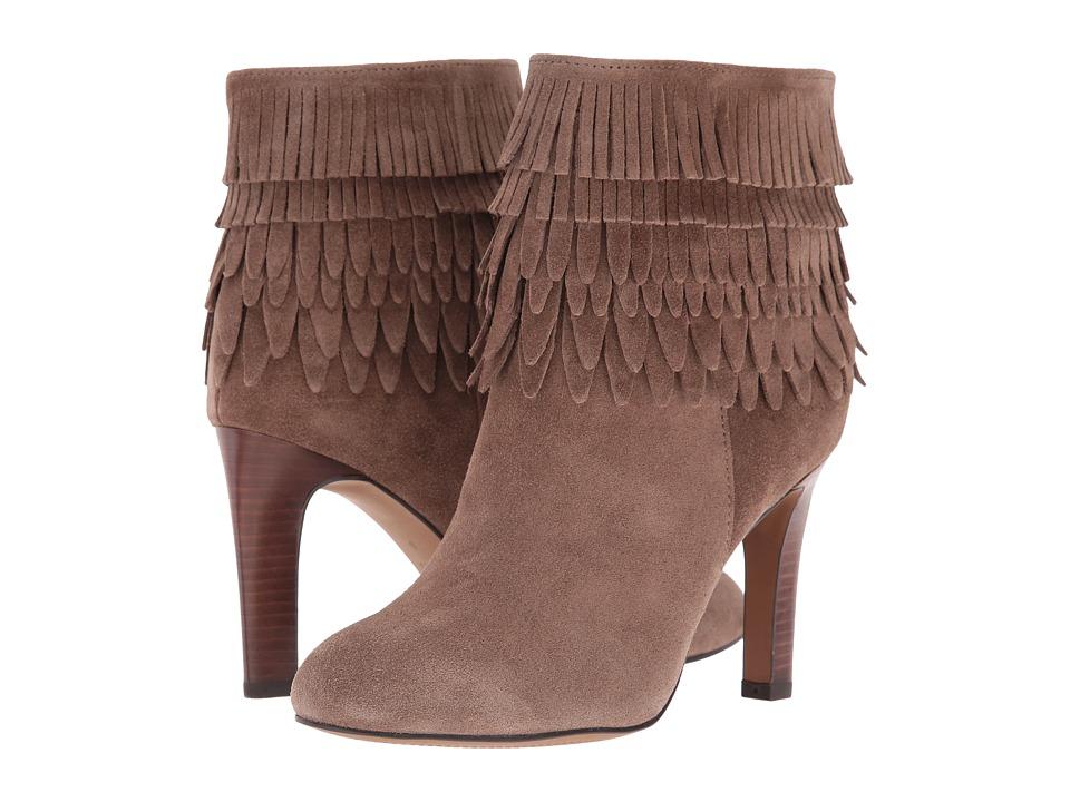 Isola - Layton (Havana Brown Alaska Suede) Women's Boots