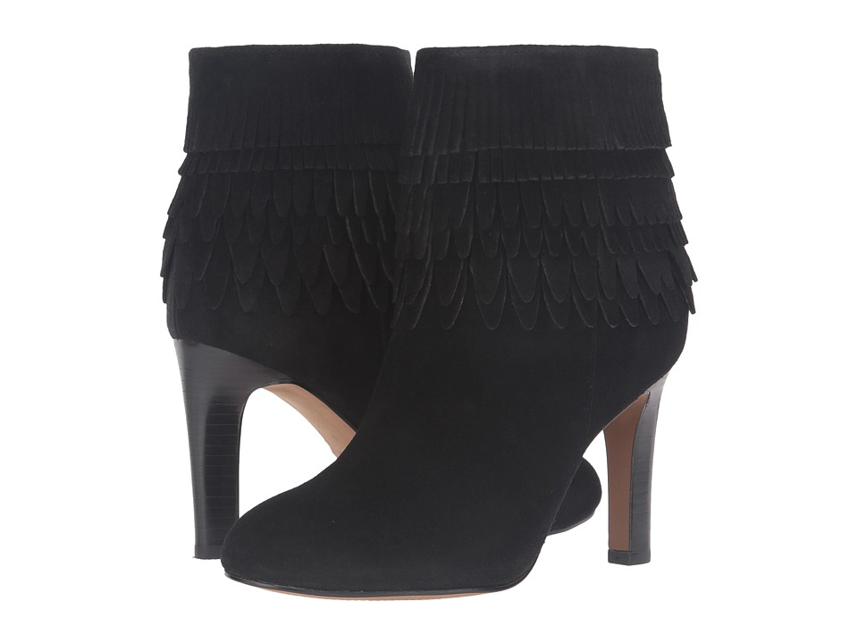 Isola - Layton (Black Alaska Suede) Women's Boots