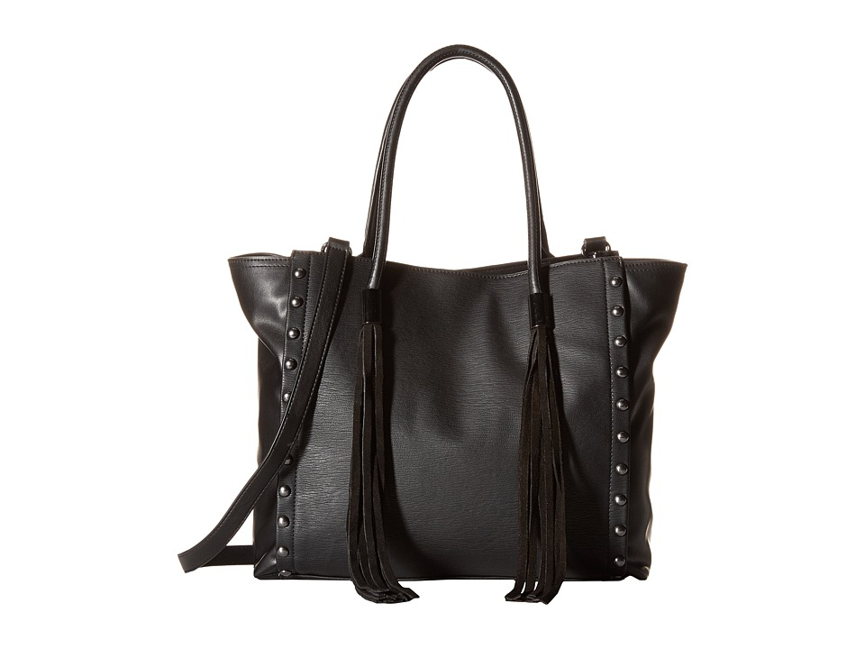 French Connection - Hayden Tote (Black) Tote Handbags