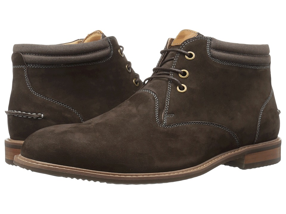 Florsheim - Frisco Chukka Boot (Brown Nubuck) Men's Boots