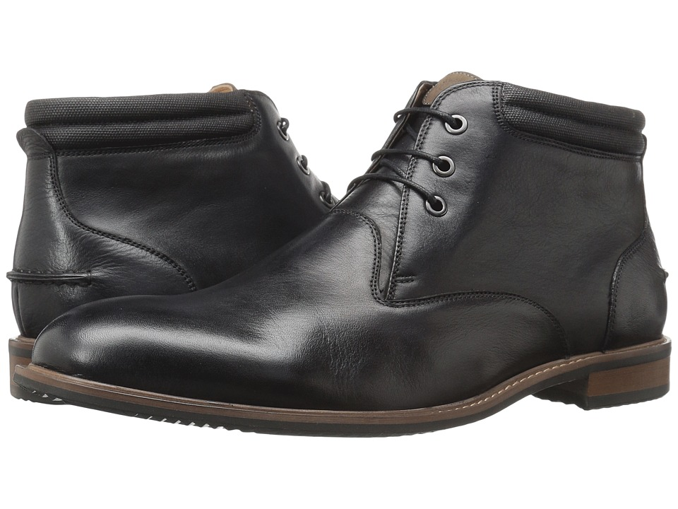 Florsheim Frisco Chukka Boot Black Mens Boots