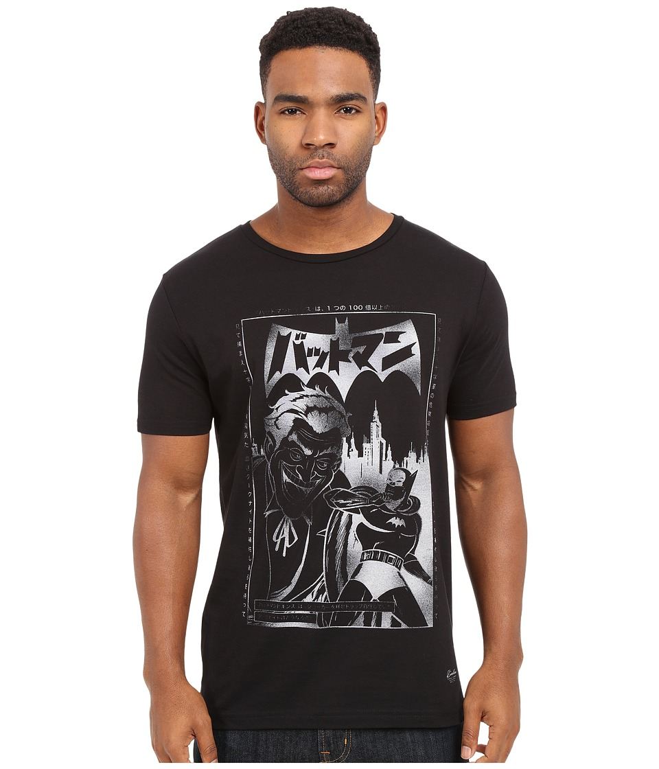 KINETIX - Joker Comic Kanji Tee (Black) Men's T Shirt