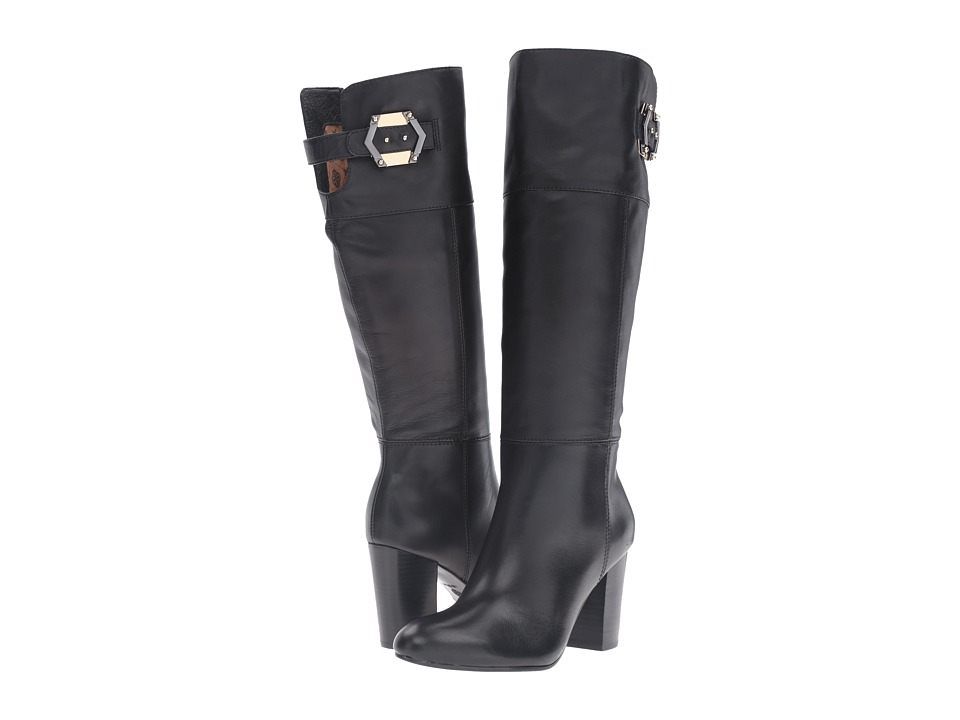 Isola - Coralie (Black Cow Quilin) Women's Boots
