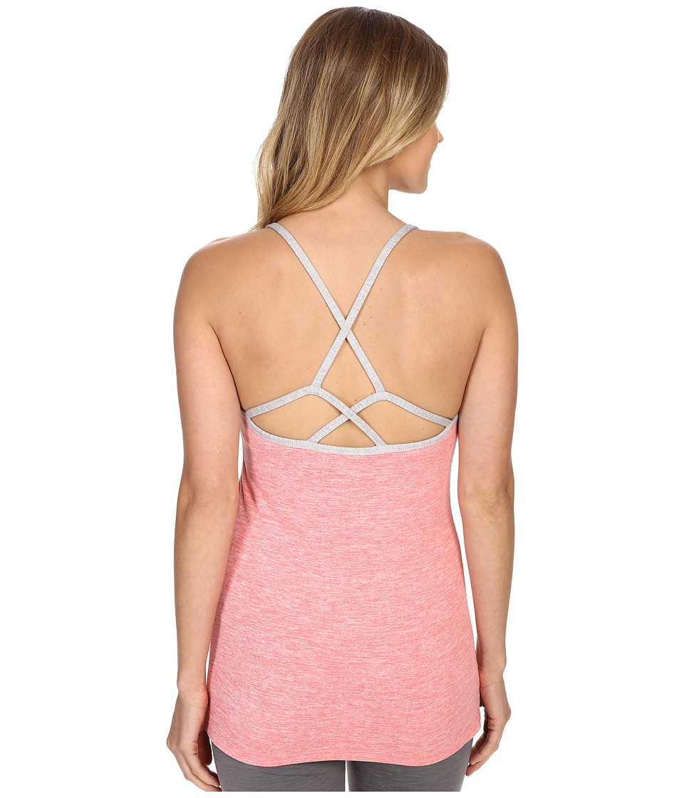 Manduka - Cross Strap Cami (Vibrance) Women's Sleeveless