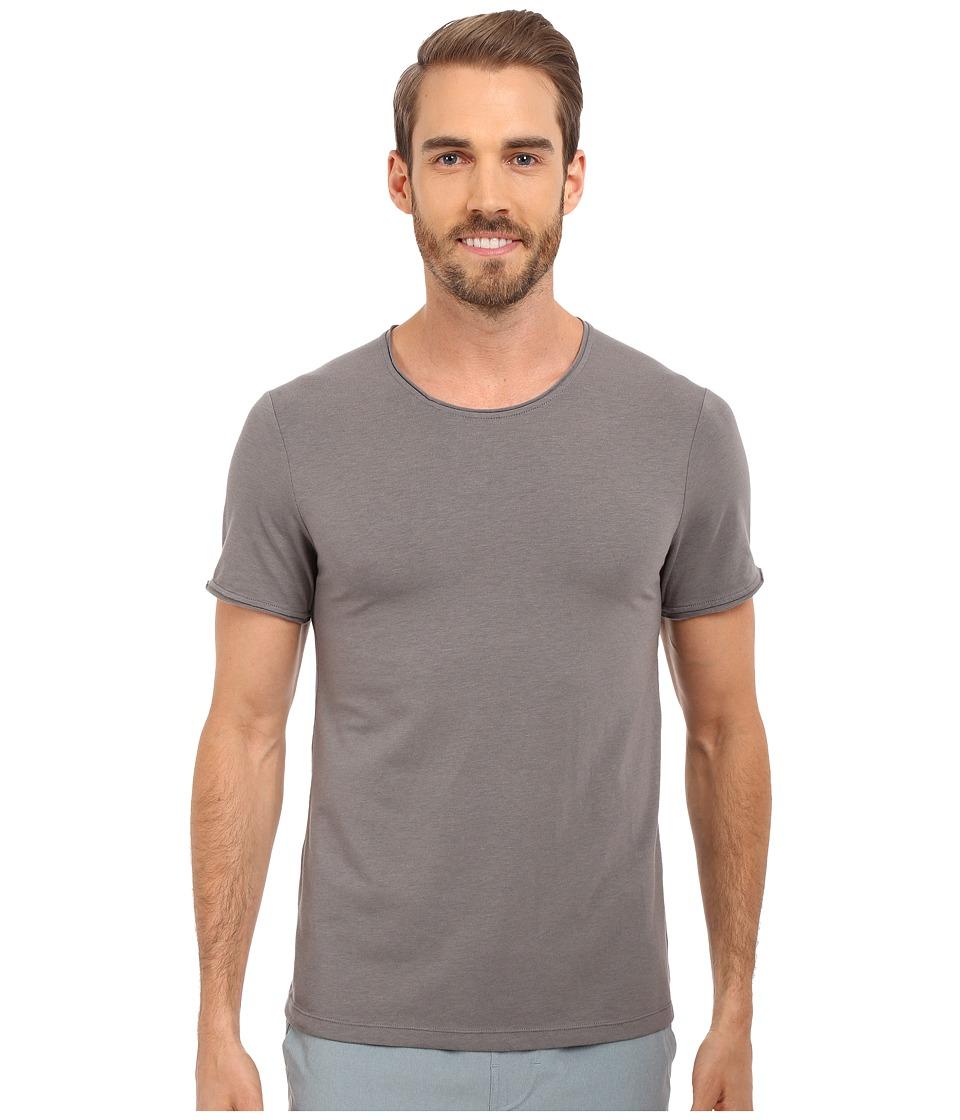 Manduka - Transcend Tee (Fog) Men's T Shirt