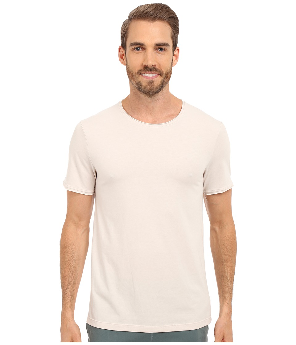 Manduka - Transcend Tee (Bisque) Men's T Shirt