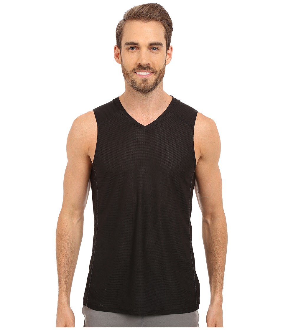 Manduka - Minimalist Muscle (Black) Men's Sleeveless