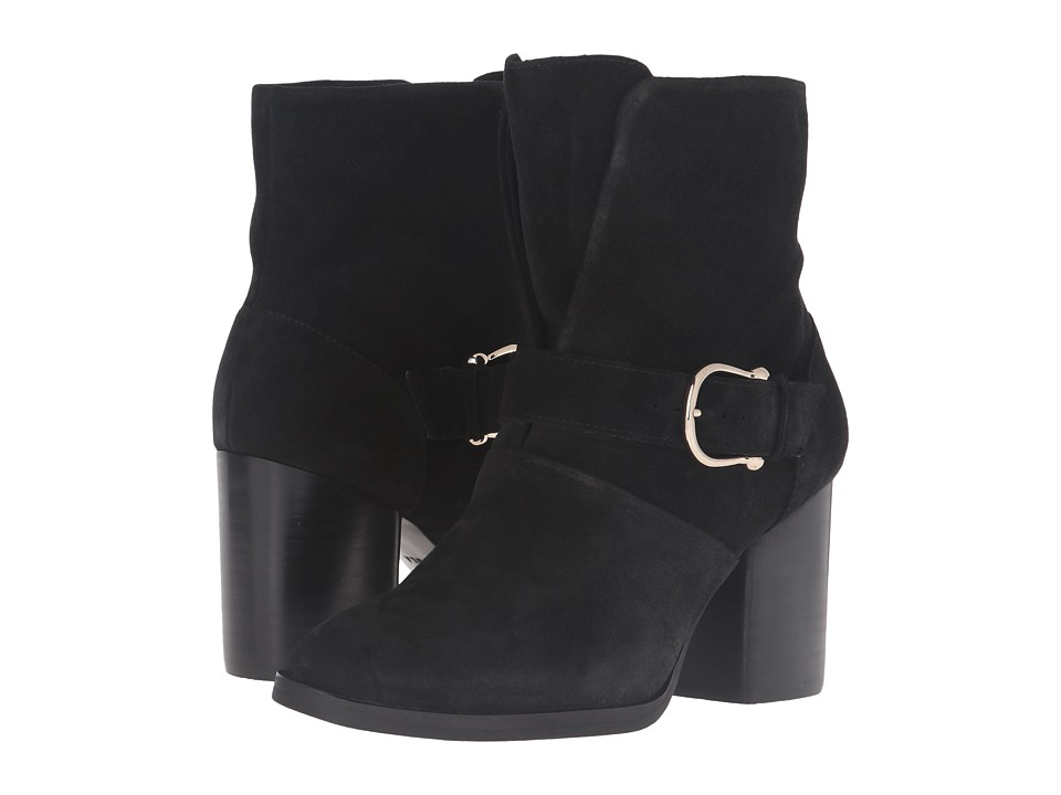 Isola - Lavoy (Black Cow Suede) Women's Boots