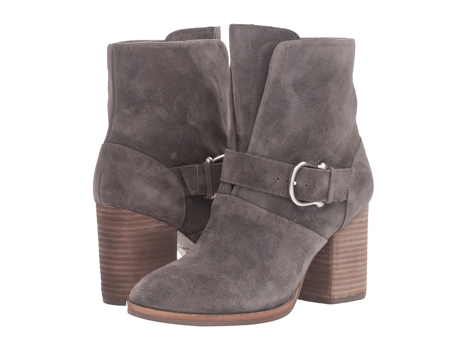 Isola Lavoy (Steel Grey Cow Suede) Women