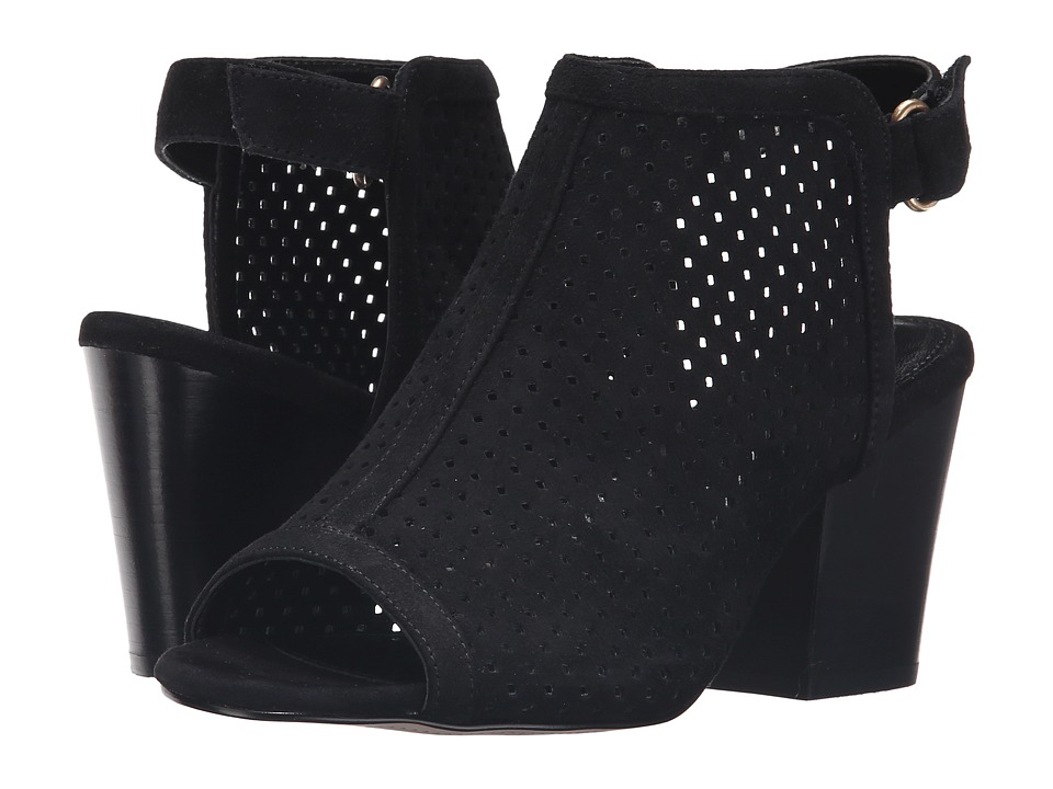 Isola - Lora (Black King Suede) High Heels