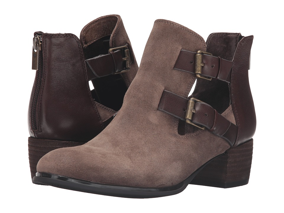 Isola Darnell (Havana Brown/Coffee Alaska Suede/Gartes) Women's Boots