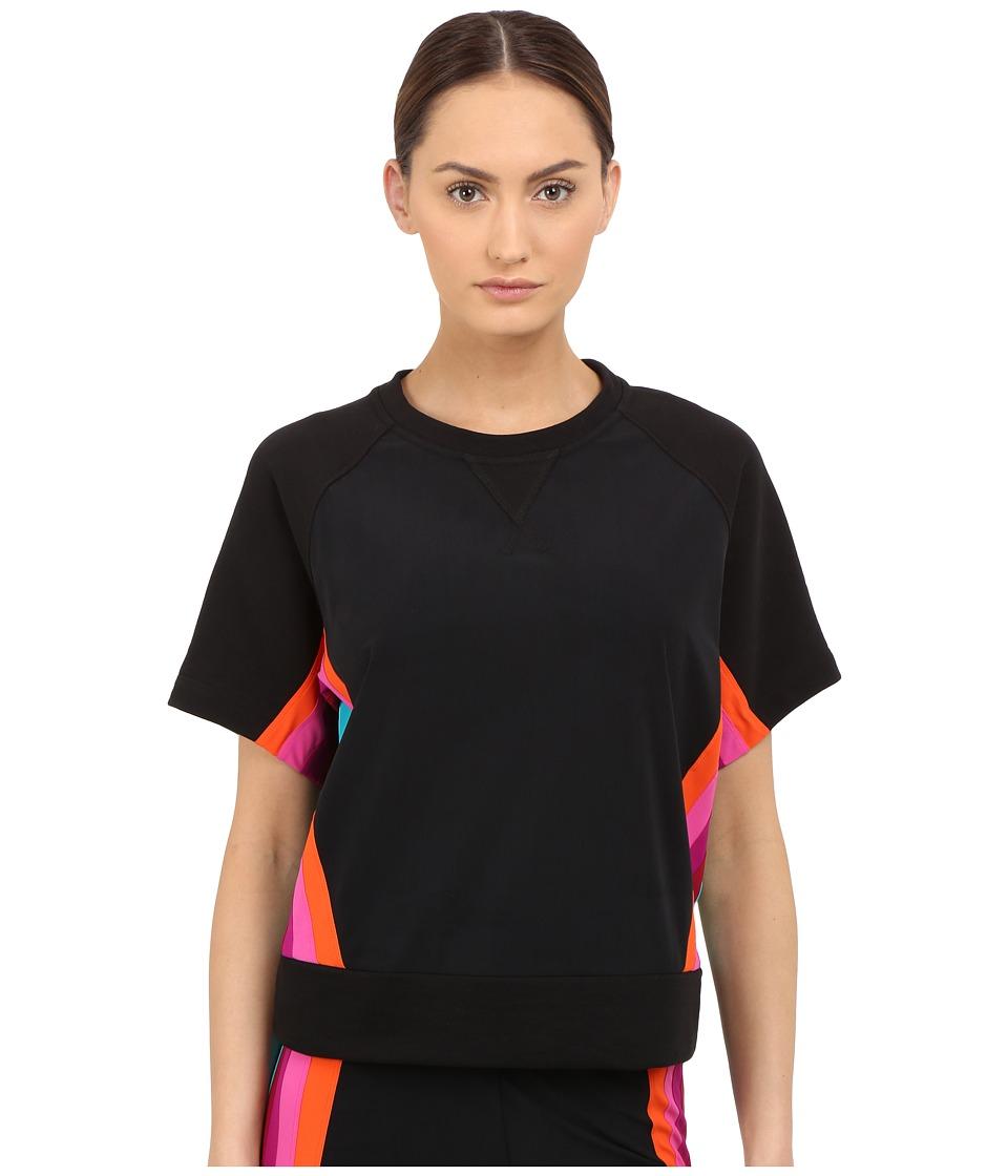 NO KA'OI - Noho Top (Black) Women's T Shirt