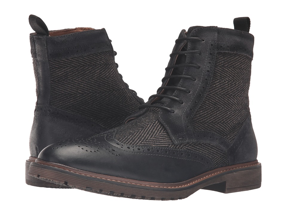 Steve Madden Siftt (Black Multi) Men