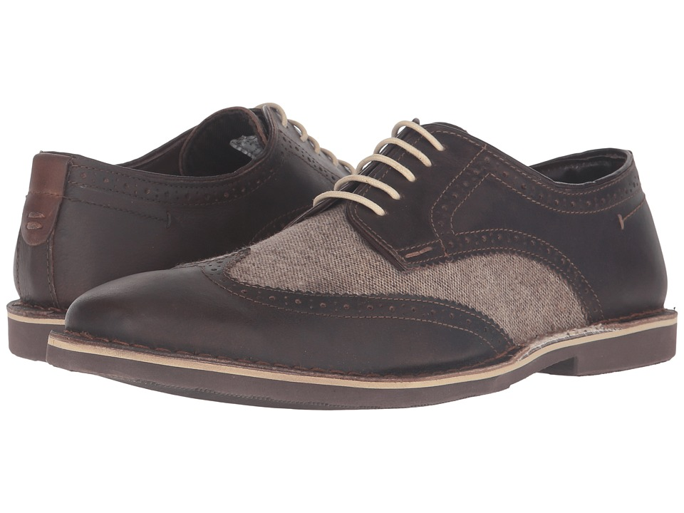 Steve Madden Lookus (Brown Multi) Men