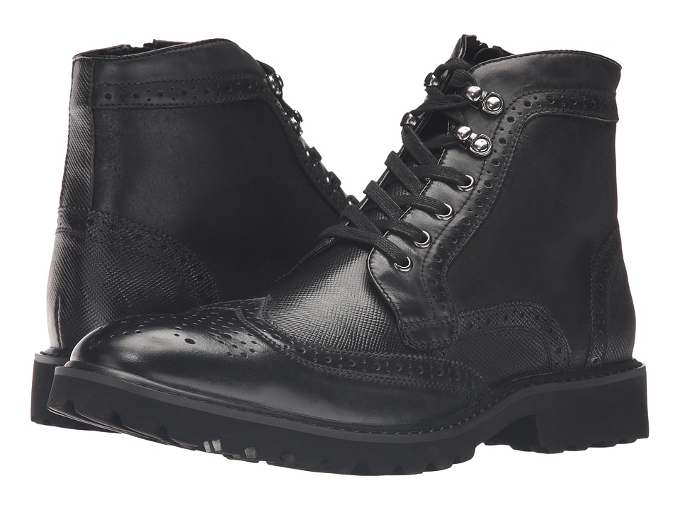 Steve Madden Morreau (Black) Men