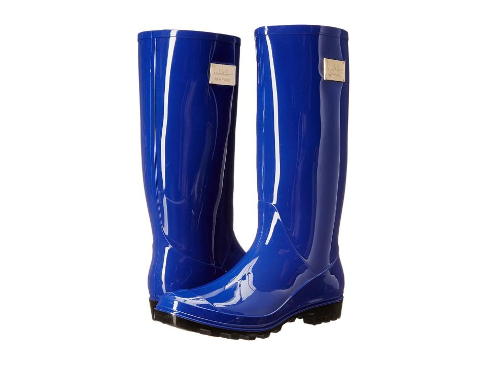 Nicole Miller New York - Rainy Day (Cobalt) Women's Rain Boots