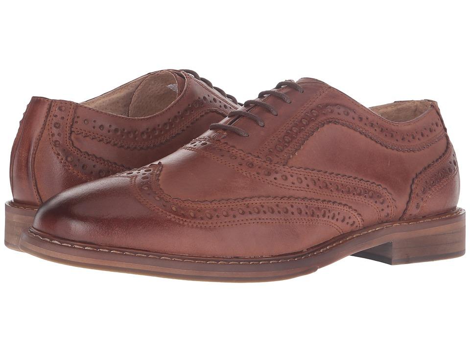 Steve Madden - Daxx (Cognac) Men's Lace up casual Shoes