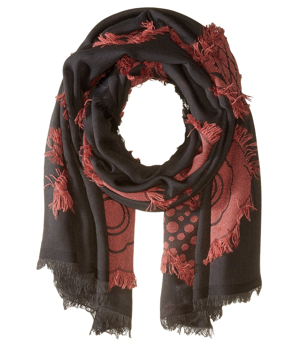 Vivienne Westwood - Sun (Anthracite) Scarves