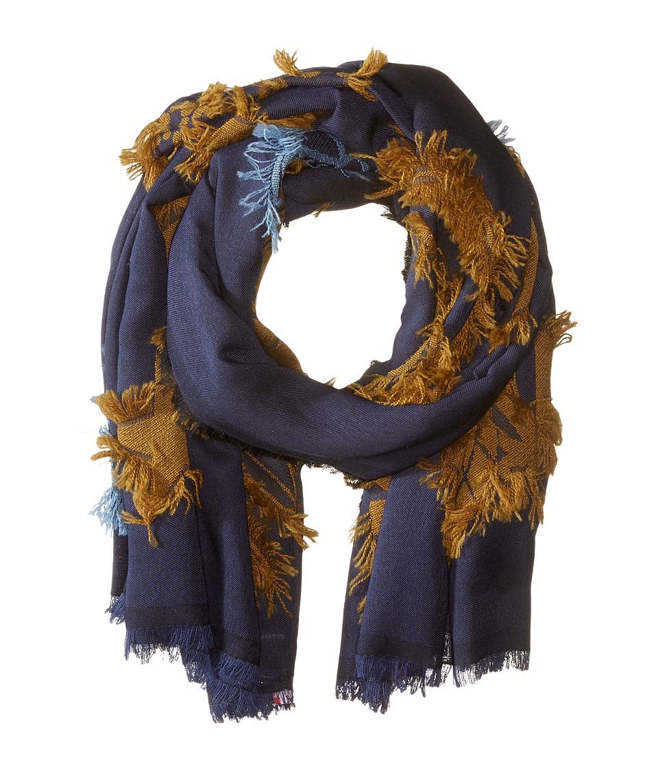 Vivienne Westwood - Sun (Navy) Scarves