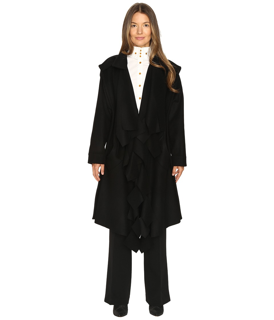 Vivienne Westwood - Ethnic Coat (Black) Women's Coat