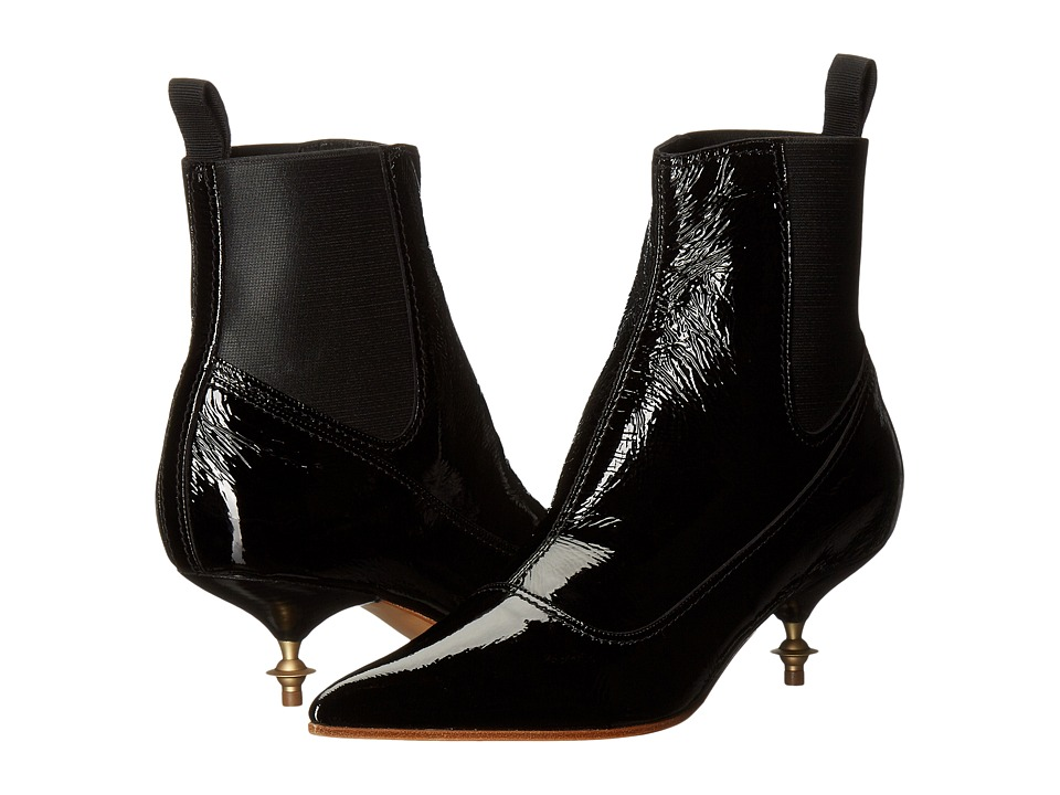 Vivienne Westwood Winkle Picker Chelsea Boot (Black) Women