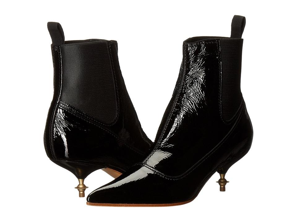 Vivienne Westwood - Winkle Picker Chelsea Boot (Black) Women's Boots