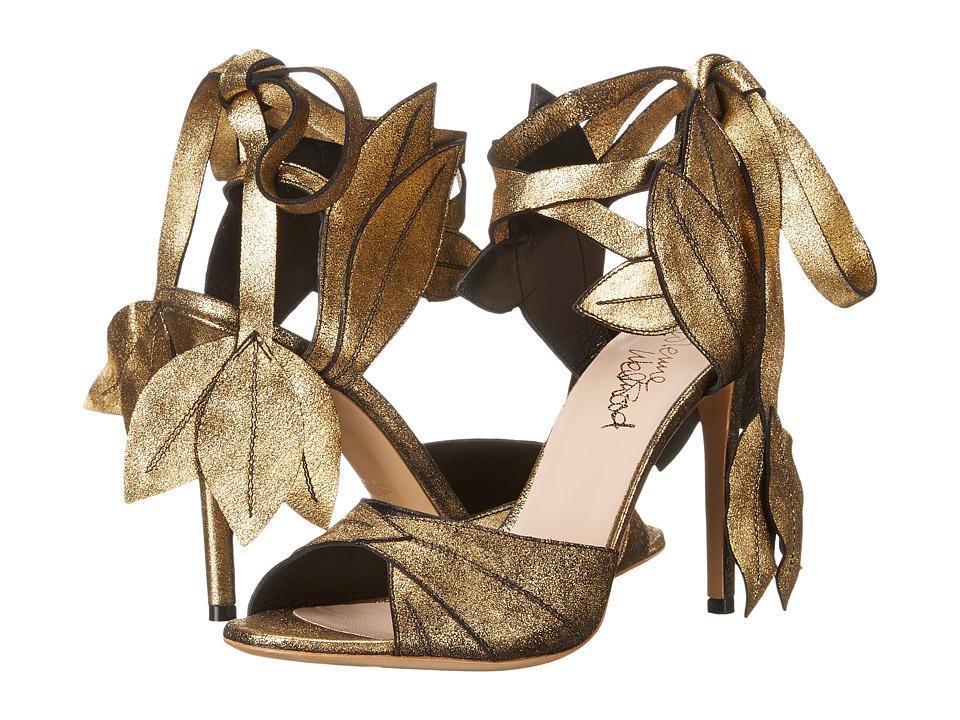 Vivienne Westwood - Aphrodite Sandal (Gold) High Heels