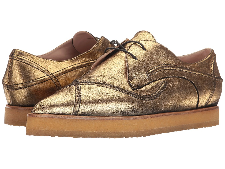 Vivienne Westwood Adler Creeper (Gold) Women