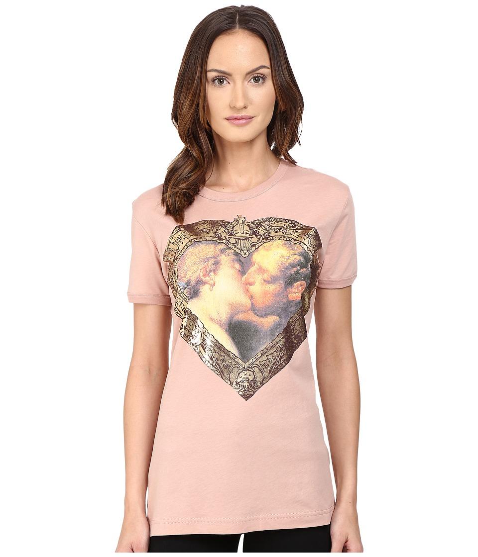 Vivienne Westwood - Hercules Kiss T-Shirt (Flesh) Women's T Shirt