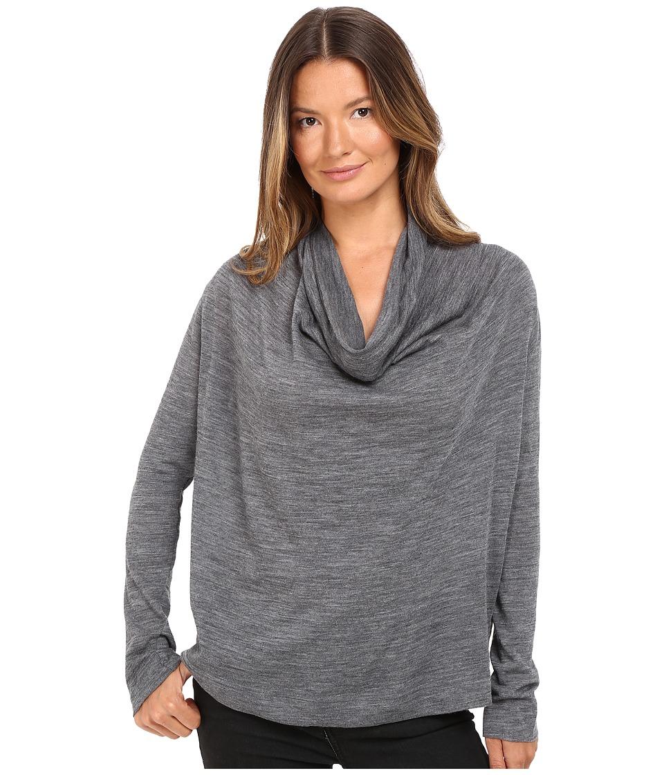 Vivienne Westwood - Fold Top (Grey Melange) Women's Clothing