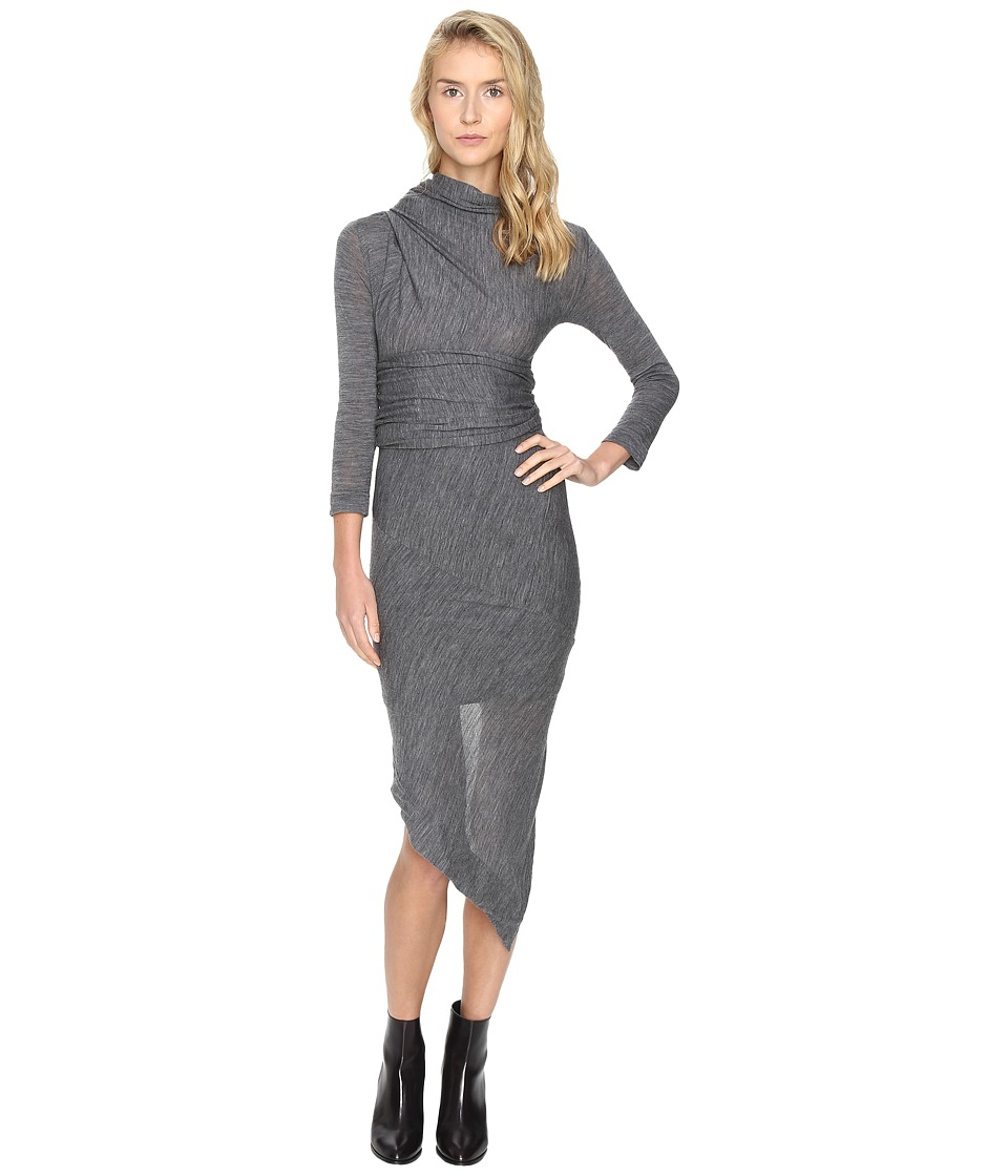 Vivienne Westwood Arro Dress (Grey Melange) Women