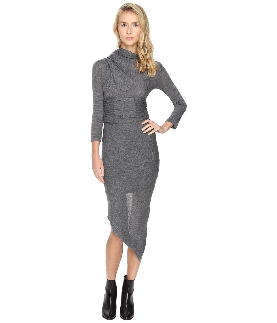 Vivienne Westwood - Arro Dress (Grey Melange) Women's Dress