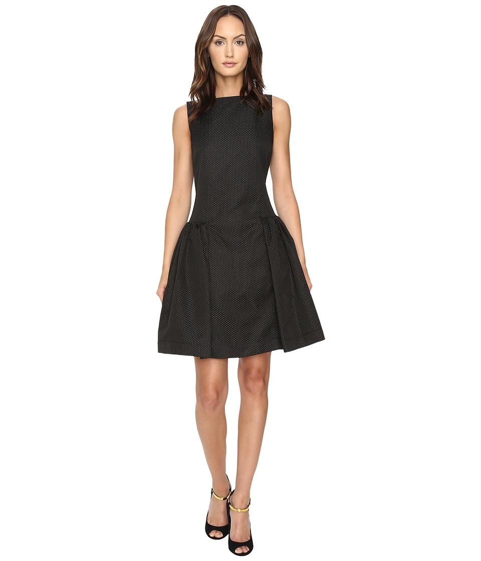 Vivienne Westwood - Degass Dress (Black/Gold) Women's Dress