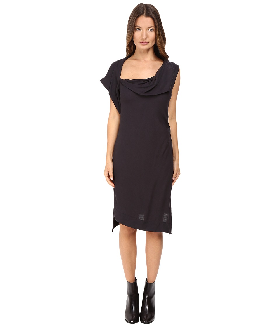 Vivienne Westwood Ash Dress (Navy) Women