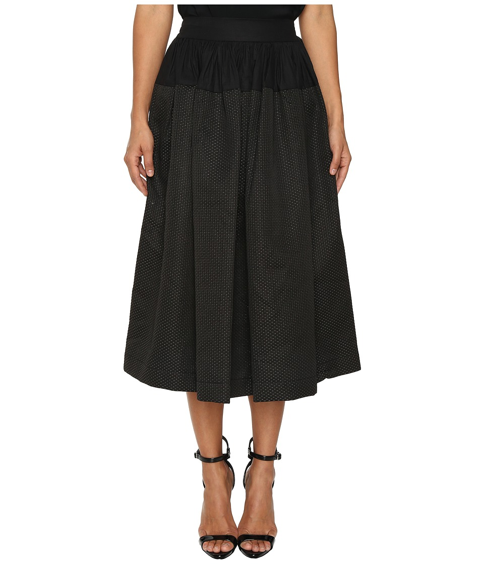 Vivienne Westwood - Ream Skirt (Black/Gold) Women's Skirt