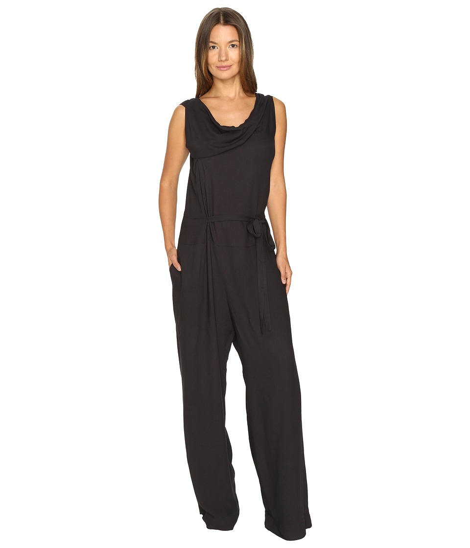 Vivienne Westwood - Twisted Jumpsuit (Navy) Women's Jumpsuit & Rompers One Piece