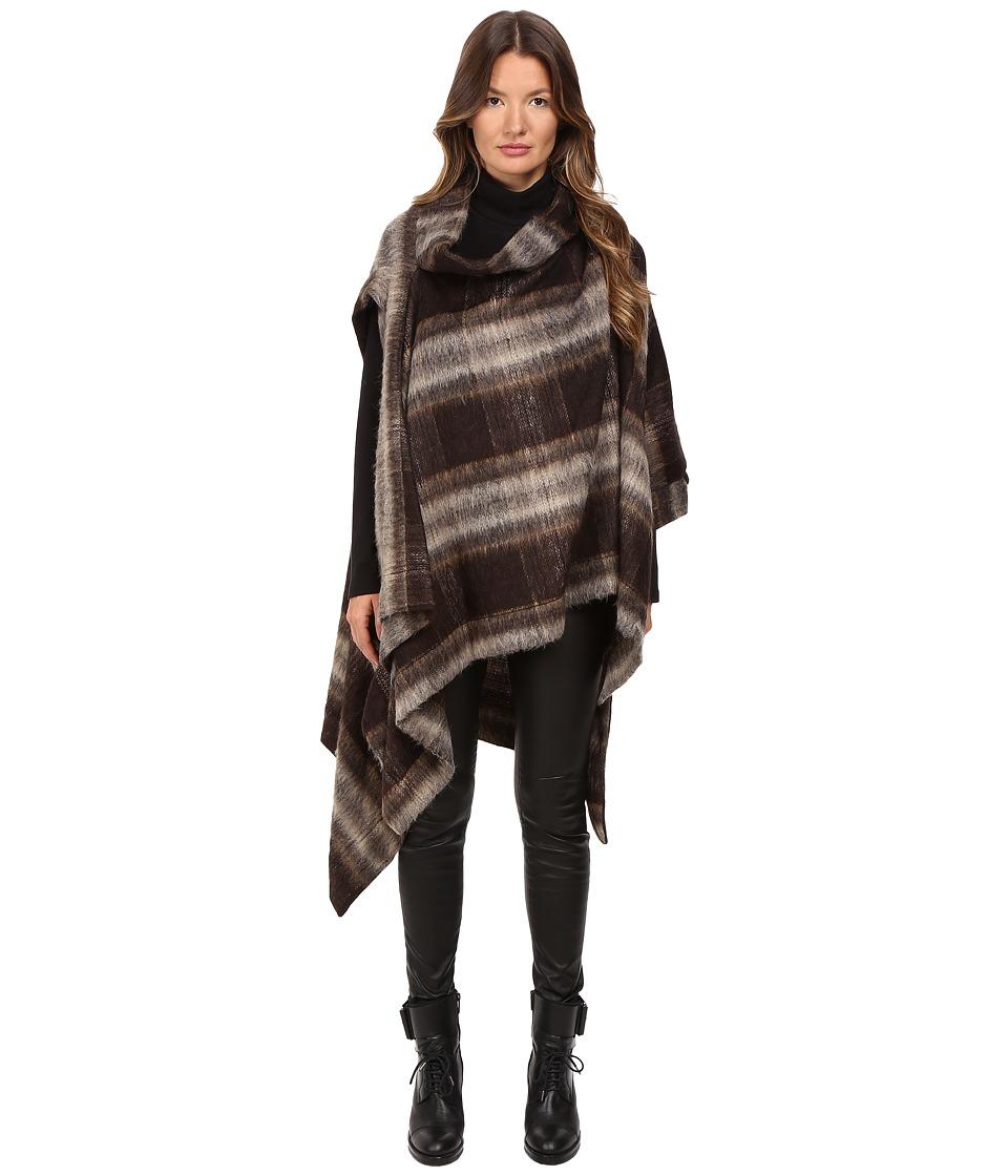 Vivienne Westwood - Gaia Cape (Brown) Women's Clothing