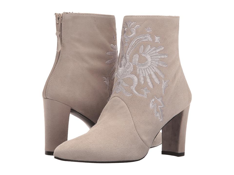 Stuart Weitzman - Emblem (Dew Suede) Women's Boots