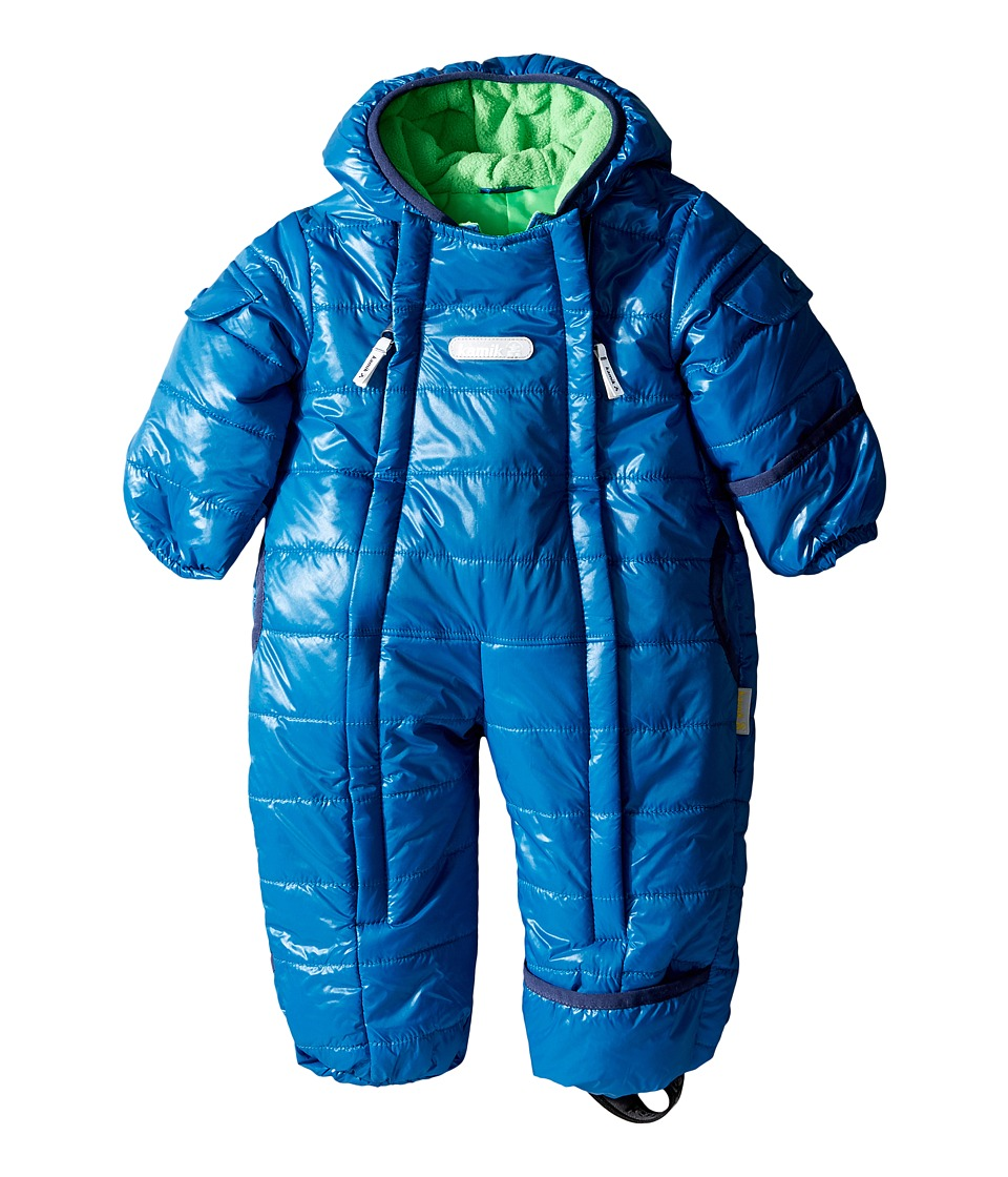 Kamik Kids - Topaz Snowsuit (Infant) (Mykonos) Kid's Snow Bibs One Piece