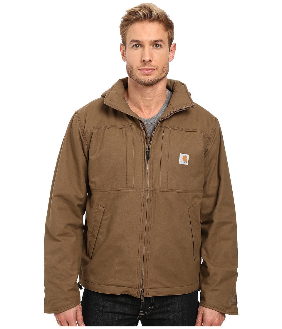 Carhartt - Full Swing Cryder Jacket (Canyon Brown) Men's Coat